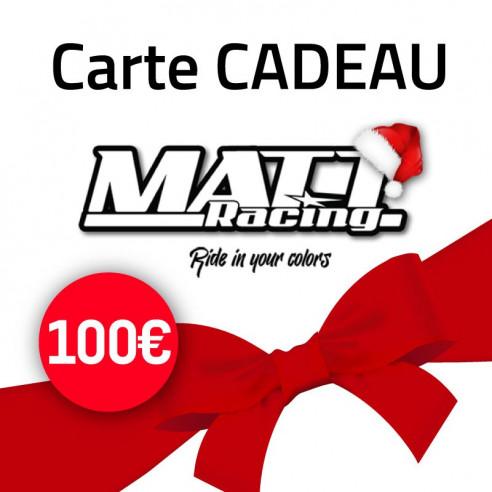 Carte CADEAU MATT Racing