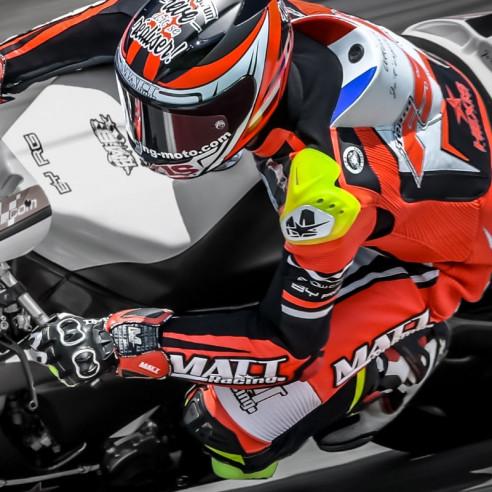 Combinaison Cuir moto - Homme - Modèle RACING