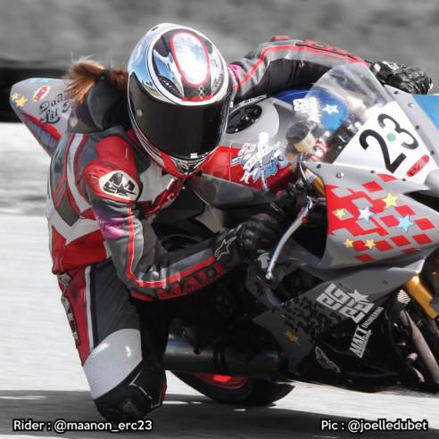 Combinaison Cuir moto - Homme - Modèle RACE ONE