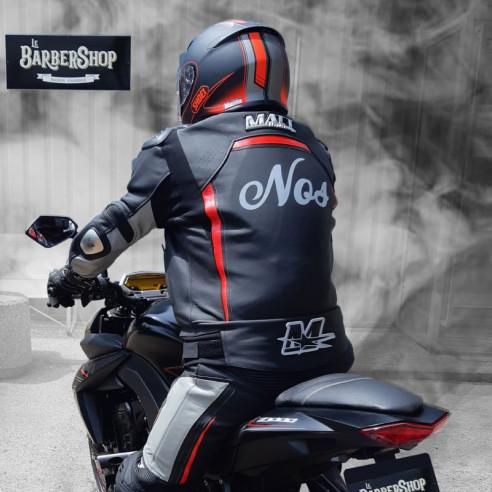 Combinaison cuir moto - Femme - Modèle ALL ROAD